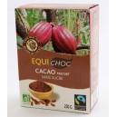 Equi Choc cacao maigre bio